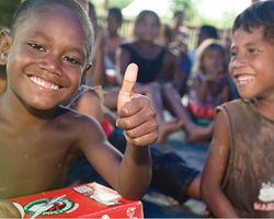 Operation Christmas Child Update!