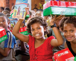 Operation Christmas Child Project Update