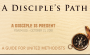 A Disciple is Present
