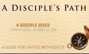 A Disciple Gives