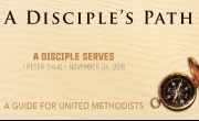 A Disciple Serves