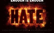Grace is Given, Not Earned [HATE: Enough is Enough]